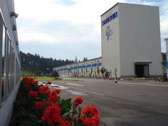 福島工場風景