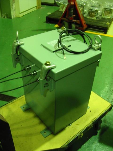 設計から製造検査まで一貫請負 お客様ブランドで提供する変圧器
