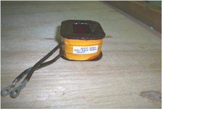 修理した巻線 コイル 電磁コイル マグネットコイル