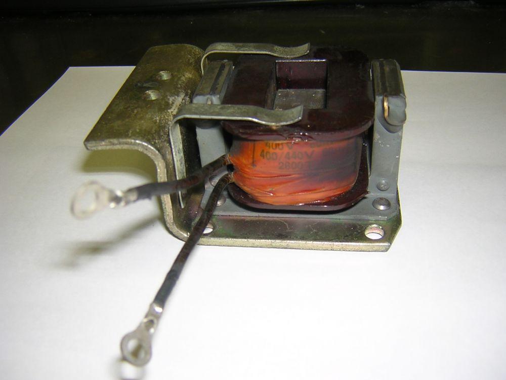 ブレーキコイル巻替え修理