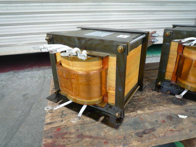 1次切替方式を採用した抵抗溶接機用トランス