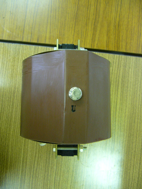 コイルモールド変圧器