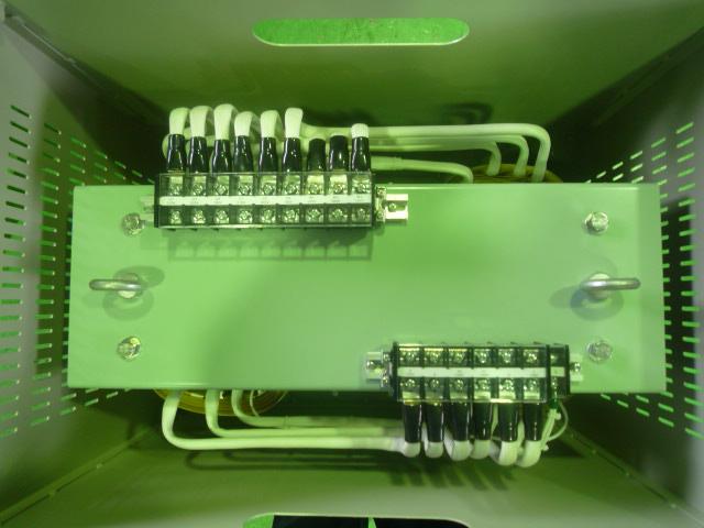 負荷率20%で最大効率を発揮する超高効率変圧器
