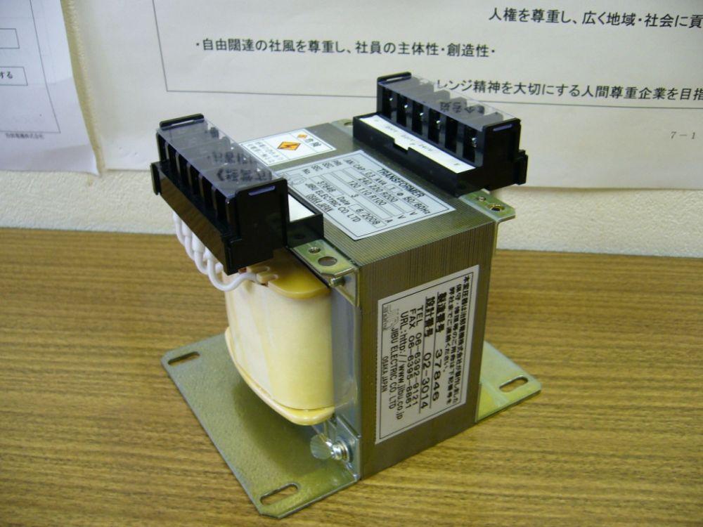 操作用変圧器