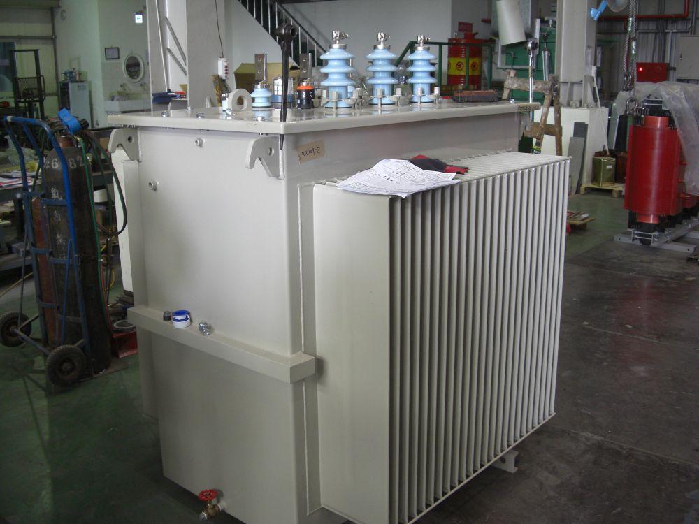 配電用アモルファス変圧器(高効率変圧器) トップランナー対応