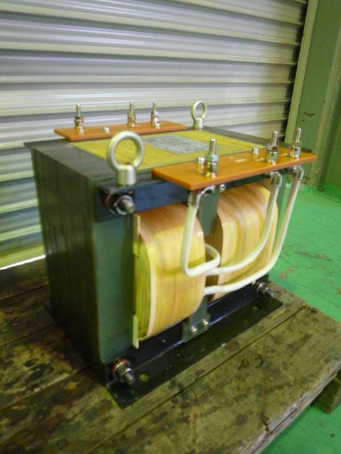 変圧器(リーケージトランス)のデッドコピー