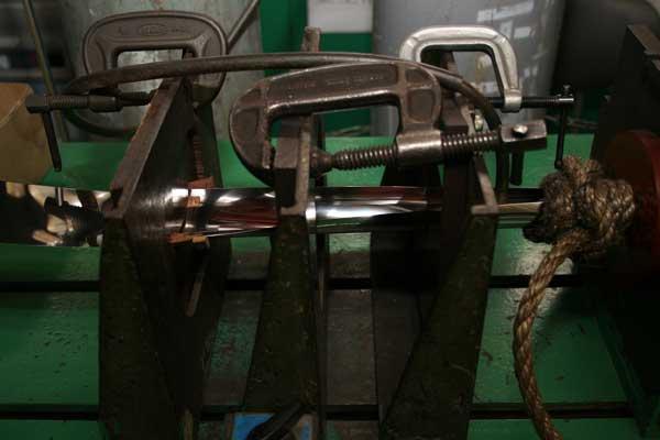 フレキシブルチューブ製造機械