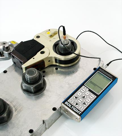 超音波軸力計レンタル