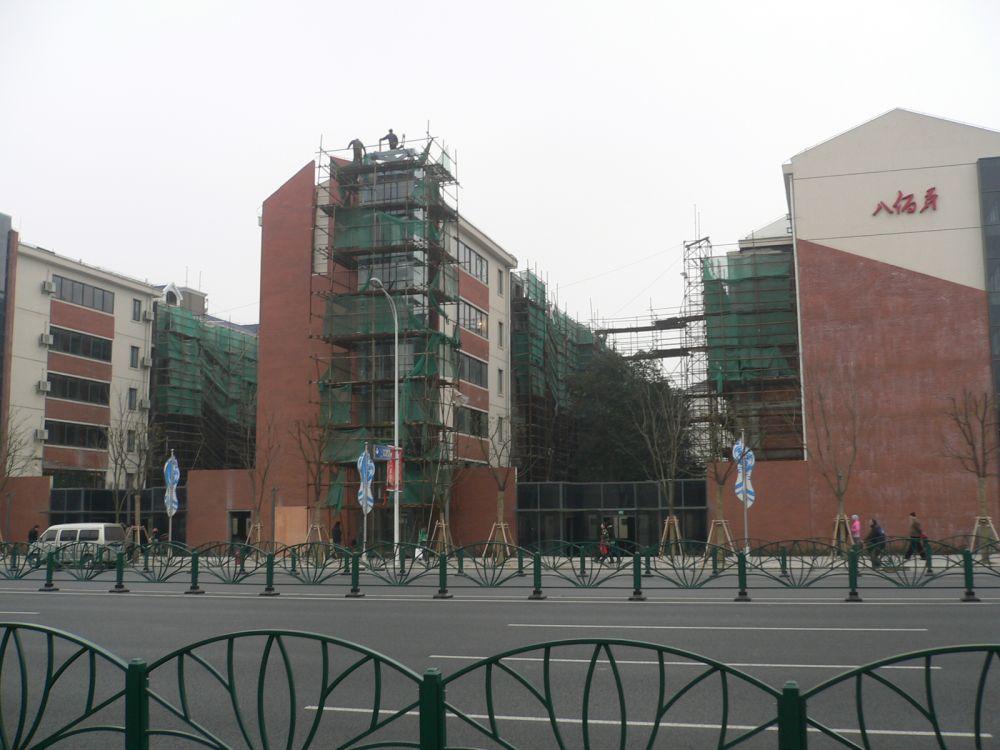 上海万博会場周辺