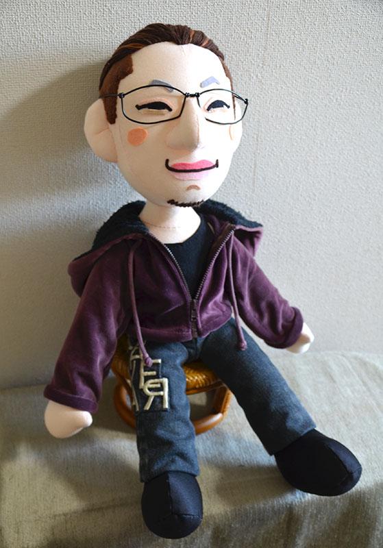 おもかげ人形ぬいぐるみ6_ツーブロックのイケメンくん