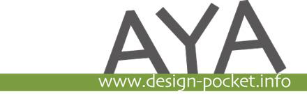 ホームページ管理 | AYAデザインポケットロゴ