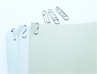 number clip