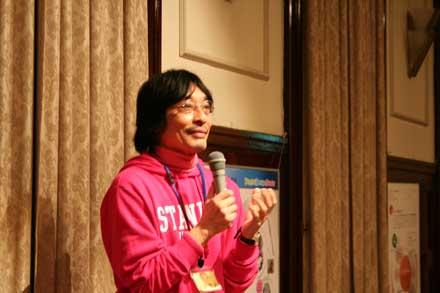 上田伸行氏